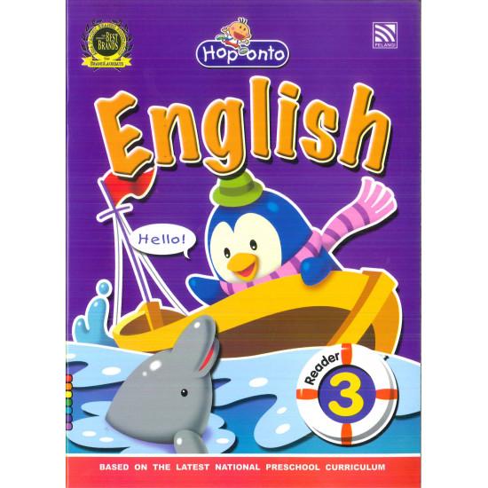 Hop Onto -English Reader Book 3