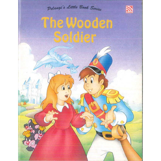Little Book Series - The Wooden Soldier
