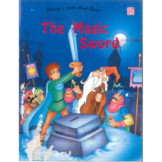 Little Book Series - The Maic Sword