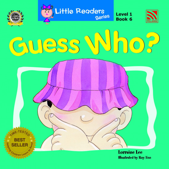 Little Readers Series (Level 1) Guess Who?