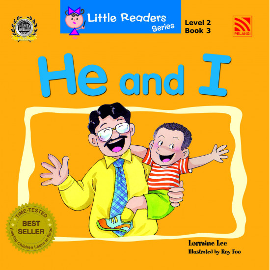 Little Readers Series (Level 2) He and I