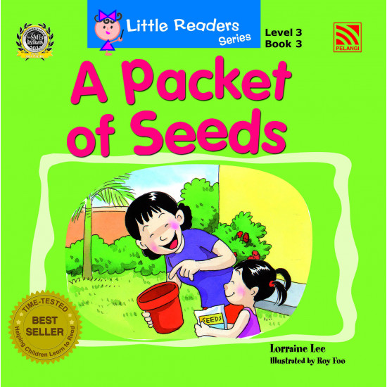 Little Readers Series Level 3:  A Packet Of Seeds