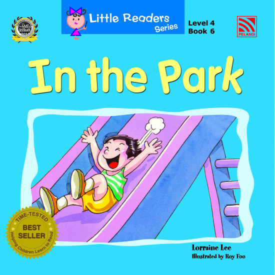 Little Readers Series Level 4: In the Park