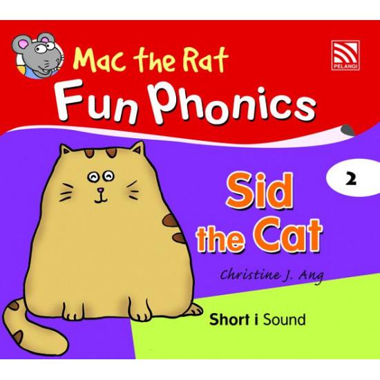 Mac the Rat Phonics Readers: Sid the Cat