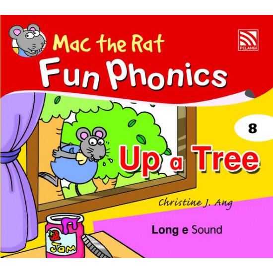 Mac the Rat Phonics Readers: Up a Tree