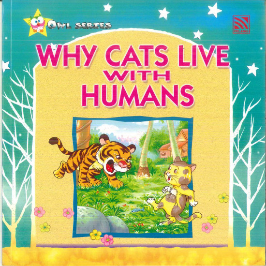 Why Cats Live With Humans