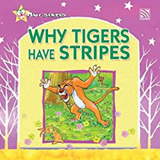 Why Tigers Have Stripes (e-Book)