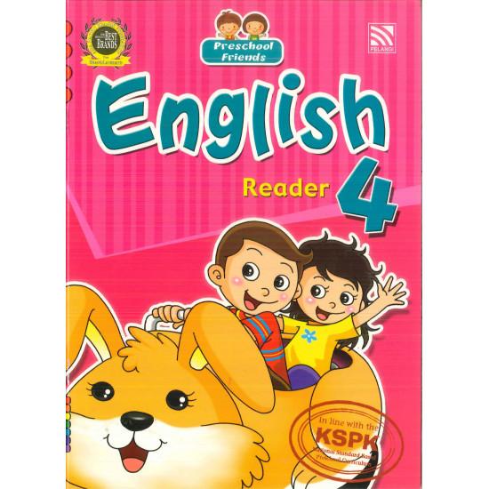 Preschool Friends - English Set (5 in 1)