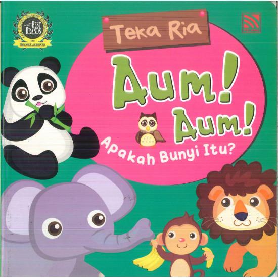 Buku Cerita Bahasa Melayu Set 1 (10 in 1)