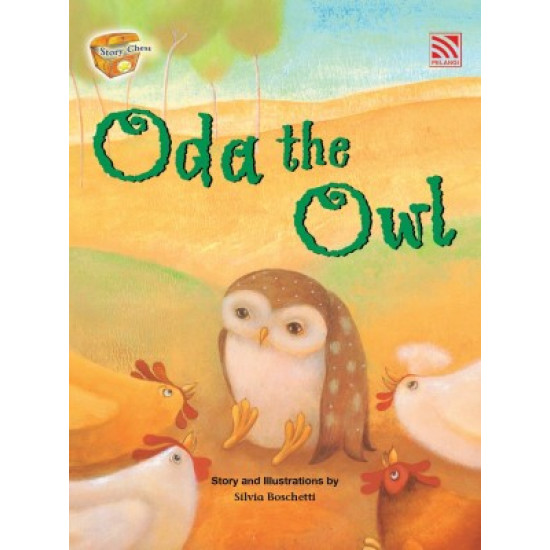 Oda the Owl (e-Book)