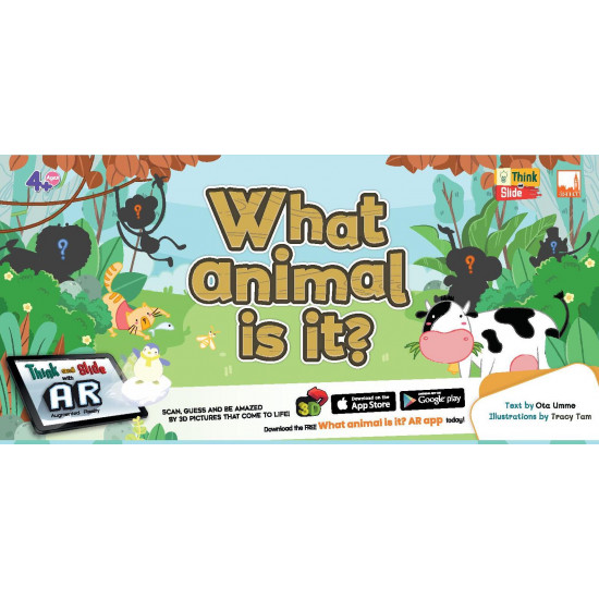 Think & Slide - What Animal Is It?