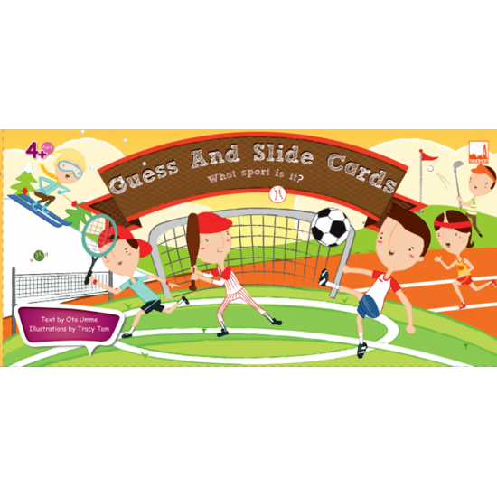 Guess and Slide Card: What sport is it?