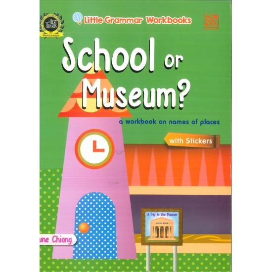 Little Grammar Workbooks: School or Museum?