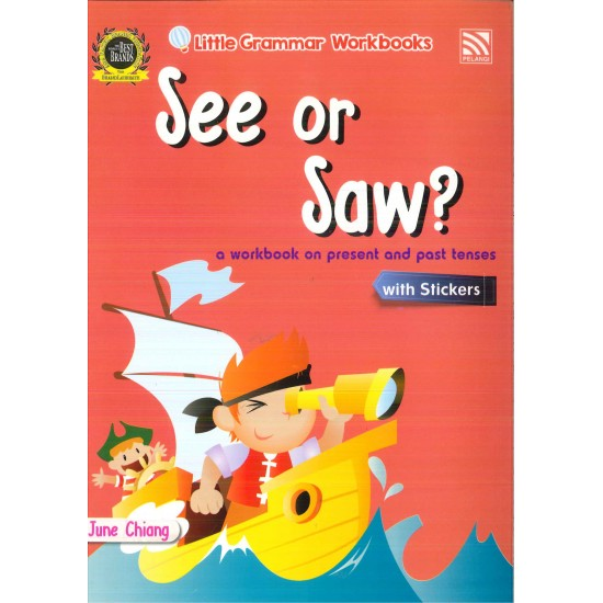Little Grammar Workbooks: See or Saw?