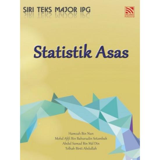 STATISTIK ASAS (e-Book)