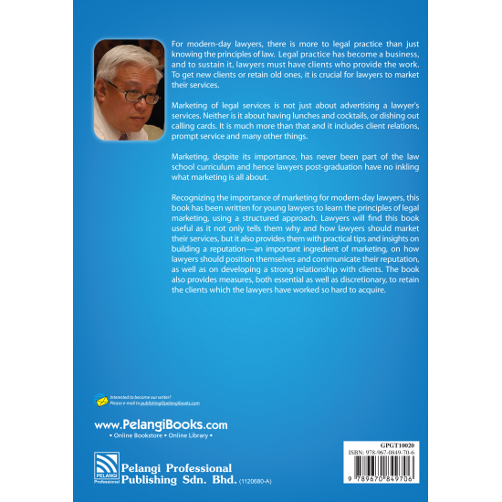 MARKETING FOR YOUNG LAWYERS-THE WAY TO GET AND RETAIN CLIENTS 2ND EDITION