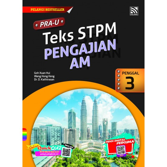 PRE-U STPM 2018 PENGAJIAN AM PENGGAL 3