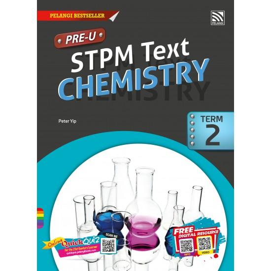 PRE-U STPM 2019 CHEMISTRY PENGGAL 2