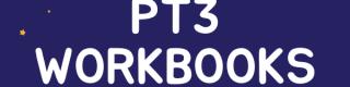 PT3 Workbooks