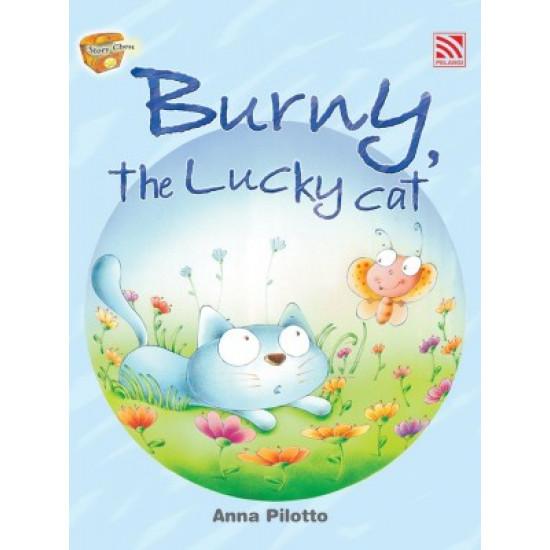 Burny, the Lucky cat (e-Book)
