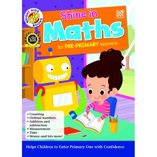 Bright Kids - Shine In Maths (BI)
