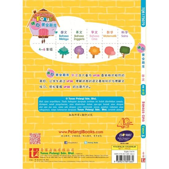 Bank Soalan FOKUS UPSR 2019 Bahasa Cina Thn 5