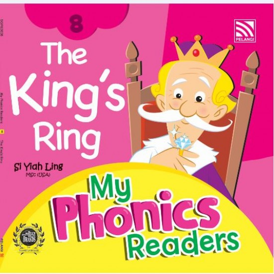 My Phonics Readers - The King's Ring