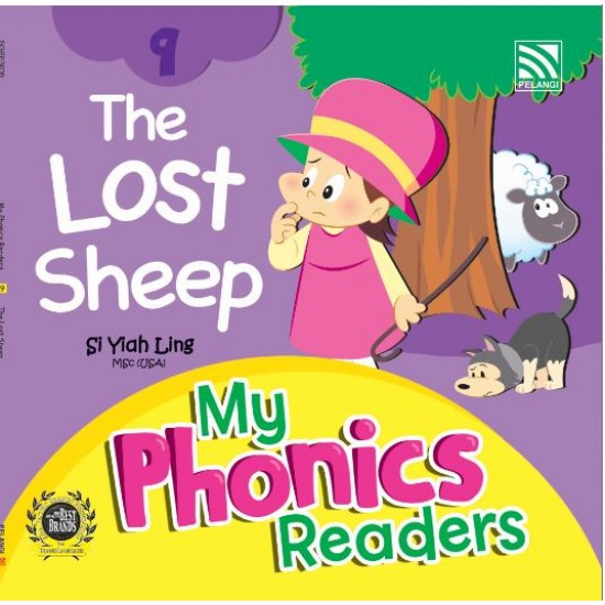 My Phonics Readers - The Lost Sheep