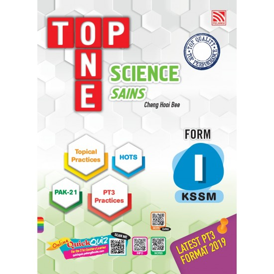 Top One 2020 Science Form 1
