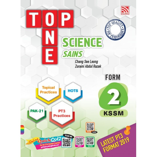 TOP ONE KSSM 2020 SCIENCE FORM 2