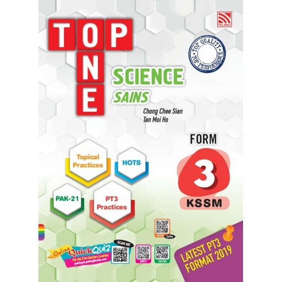 Top One Science Form 3