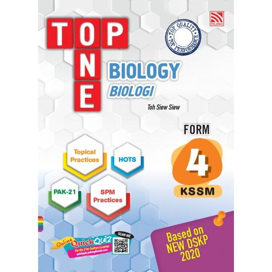 TOP ONE KSSM 2020 BIOLOGY FORM 4