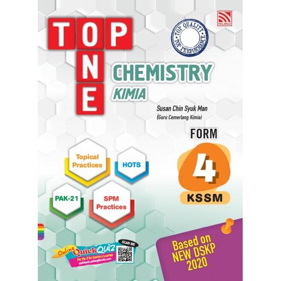 TOP ONE KSSM 2020 CHEMISTRY FORM 4