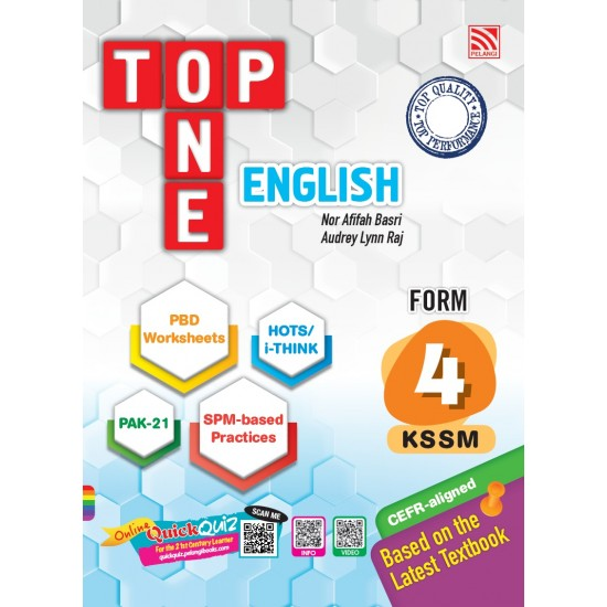 Top One 2020 English Form 4