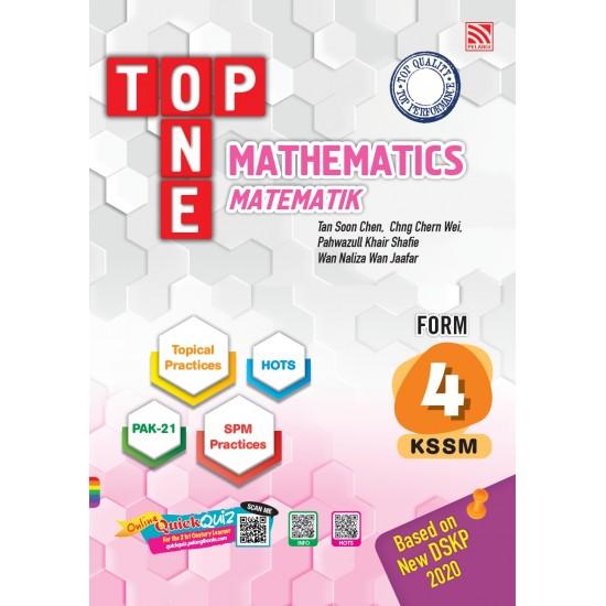 Top One 2020 Mathematics Form 4