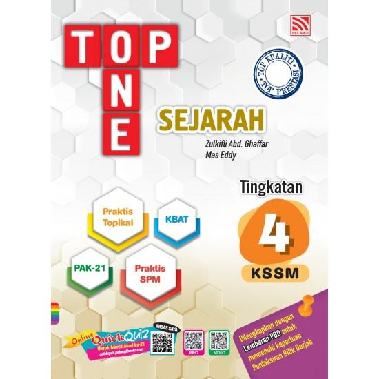 TOP ONE KSSM 2020 SEJARAH TG 4