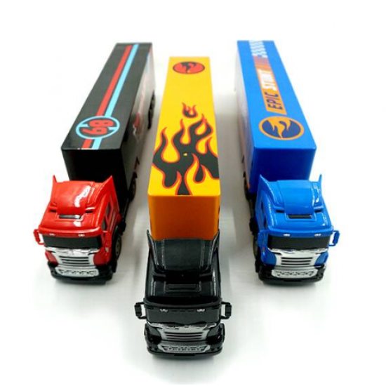 Hot Wheels Remote Control Trailer Truck