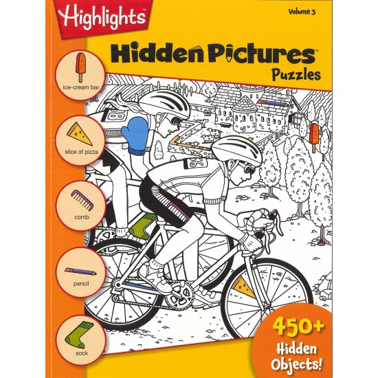 HIGHLIGHTS HIDDEN PICTURES (ENGLISH) VOL. 3